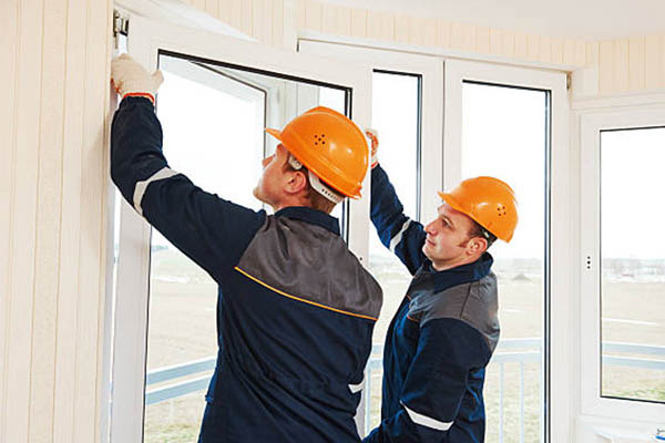 Glarmester Vejle installation af vindue